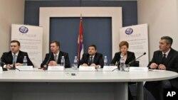 Απευθείας συνομιλίες Σερβίας – Κοσσυφοπεδίου