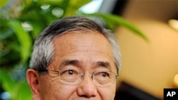Co-recipient of the 2010 Nobel Prize in Chemistry Purdue University professor, Japanese Ei-ichi Negishi