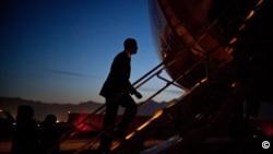 Prezident Barak Obama Afg'onistonda, 1-may, 2012