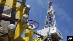 Descoberta uma grande reserva de gás natural na bacia do Rovuma