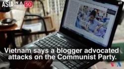 Vietnam Detains Bloggers