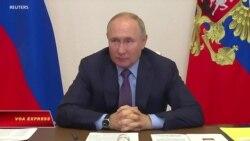 Tuỳ tùng nhiễm COVID, Tổng thống Nga tự cách ly