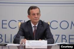 Zayniddi Nizamxodjayev, O'zbekiston Markaziy Saylov Komissiyasi raisi
