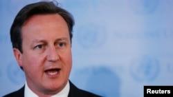 ນາຍົກລັດຖະມົນຕີອັງກິດ David Cameron