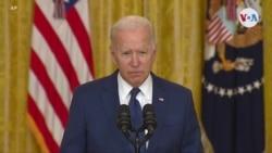 """Biden promete retaliación a ISIS-K """"en el momento que elijamos"""""""