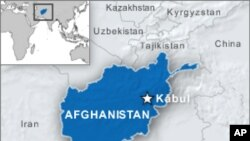 Karzai Visits Town Captured from Taliban