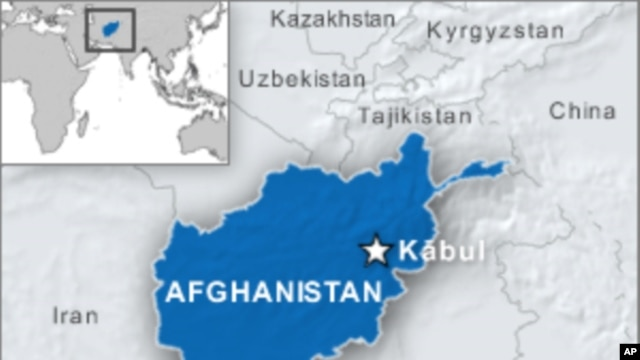 Karzai Visits Town Captured from Taliban