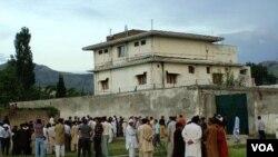 اسامہ بن لادن کی آخری رہایشگاہ