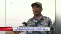 Tân tư lệnh hải quân TQ: 'Khắc tinh' của VN?