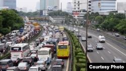 Saat ini separuh dari 240 juta penduduk Indonesia telah tinggal di kawasan perkotaan (foto: ilustrasi).