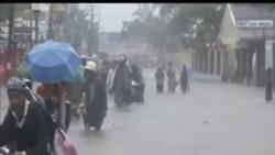 菲律賓首都馬尼拉準備應對颱風黑格比