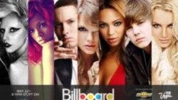 جاستین بیبر و امینم، صدرنشینان جوایز موسیقی «بیلبورد»