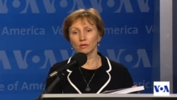 Litvinenko's Widow Lauds British Probe of Husband's Death