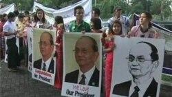 Burma Working to Change Image