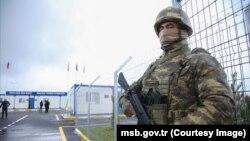 Tog'li Qorabog'ning Agdam tumanida 30-yanvar kuni Turkiya-Rossiya monitoring markazi ish boshladi
