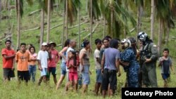 Relief Operations in the Philippines