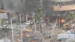 中國珠海市發生大爆炸 當局控制信息傳播