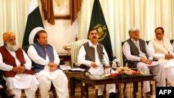 Наради пакистанських політичних лідерів