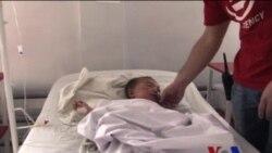 阿富汗医院战伤救护将忙碌