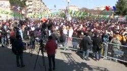 Diyarbakır'daki 8 Mart Kutlamasında 'Referandum' da Vardı