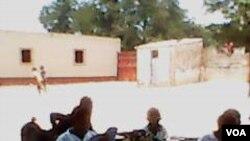 Cabinda: Alunos recusam continuar em escola sem tecto - 2:01