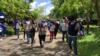 Nicaragua: Policía y civiles armados atacan a manifestantes en actividades religiosas