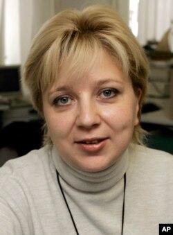 Svetlana Kalinkina