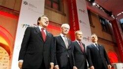 رهبران اتحادیه اروپا از بلاروس و اوکراین انتقاد می کنند
