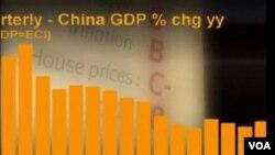 中國經濟完成2013全年增長目標幾成定局。