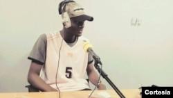 cantor angolano Metis Kuka