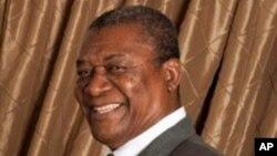 Evaristo de Carvalho ex-presidente da Assembleia Nacional