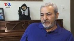 ستار خواننده ایرانی : طرفدار نظام پادشاهی هستم