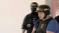 Uribe cuestiona participación de Chávez en proceso de paz de Colombia