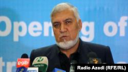 خان جان الکوزی، معاون اتاق تجارت و صنایع افغانستان