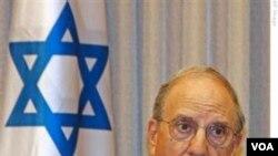 Utusan AS George Mitchell tengah berada di Israel.