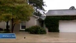 Güney Carolina Sel Felaketiyle Boğuşuyor