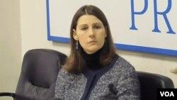 Екатерина Сокирянская, рукводитель московского отделения Международной кризисной группы (архивное фото)