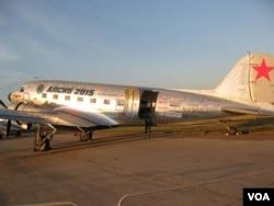另一架道格拉斯DC-3/C-47运输机。