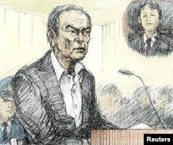 Esta semana Carlos Ghosn dijo ante un tribunal de Tokio que era inocente, en su primera presentación pública desde su detención, y pidió ser liberado.