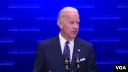Wapres AS Joe Biden: Teheran harus mempertanggungjawabkan rencana pembunuhan Dubes Saudi untuk Amerika.