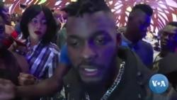 Umunya Cote d'Ivoire DJ Arafat Ntakiriho.