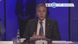 Manchetes mundo 20 Maio: Antony Blinken diz que Washington continua empenhada numa região árctica pacífica
