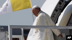 Đức Giáo hoàng Phanxicô sẽ đi thăm Ireland trong hai ngày.