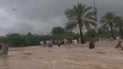 巴基斯坦和阿富汗雨季洪水導致80人喪生