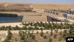 摩苏尔大坝(视频截图)