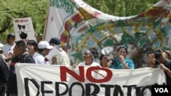 Gobierno mexicano señala que en EE.UU. existen por lo menos 20 jurisdicciones con leyes antiinmigrantes y discriminatorias.