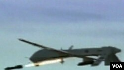 Drone y'igisirikare c'Amerika