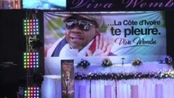 Ivorians Pay Tribute To Papa Wemba Before DRC Burial
