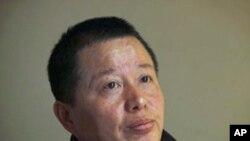 人權律師高智晟被中國當局送回監獄。(資料圖片)
