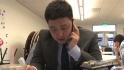 [VOA 현장영어 오디오 듣기] To speak to a representative press or say 0
